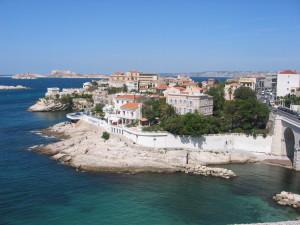 Marseille-corniche